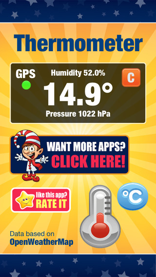 Thermometer Free - Temperature, humidity and atmospheric pressure measure-screen568x568-1-.jpeg