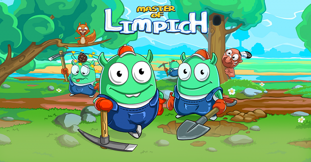Master Of Limpich - Puzzle and Arcade Game [FREE] [Universal]-splash_1200_626.png
