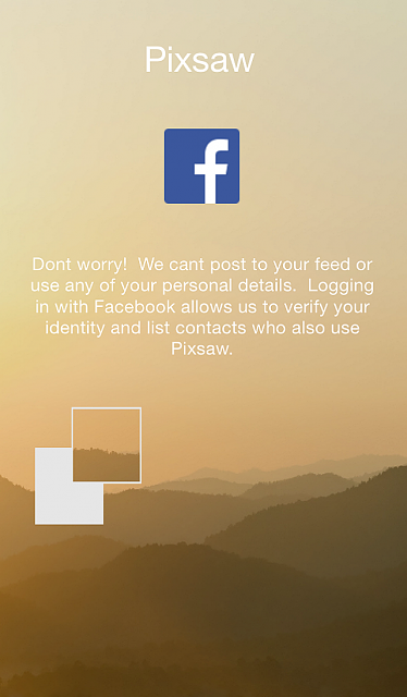 Pixsaw - A picture messaging app [FREE]-logon.png