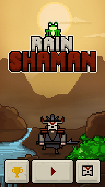 Rain Shaman for iOS - Free addictive arcade game-1.png