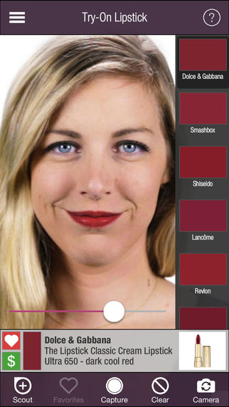 ShadeScout - Real-time Virtual Makeover [FREE, all iOS devices]-screen322x572.jpeg