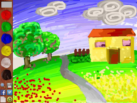 Fingers Painting - The Real 10 Fingerpaint - App For Kids-1-screen480x480.jpg