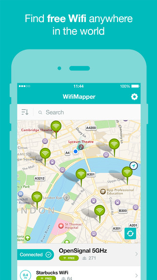 WifiMapper - A new crowdsourced app for finding free Wifi-screen322x572.jpg