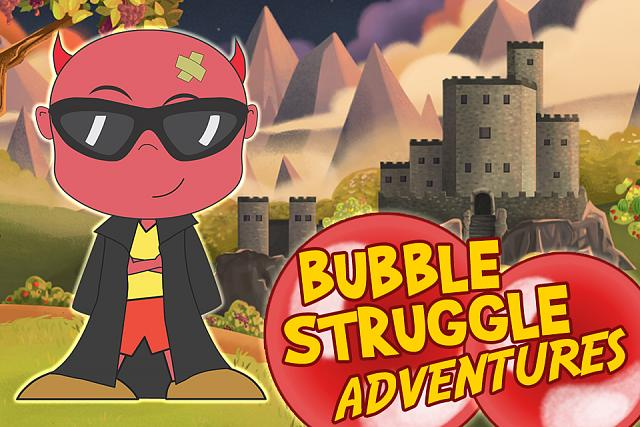 Bubble Struggle: Adventures [classic flash game on App Store]-screen1.jpg