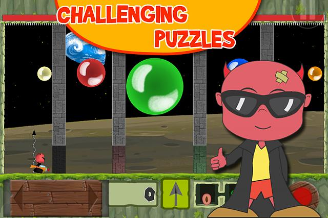 Bubble Struggle: Adventures [classic flash game on App Store]-screen3.jpg