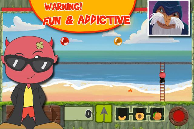 Bubble Struggle: Adventures [classic flash game on App Store]-screen4.jpg