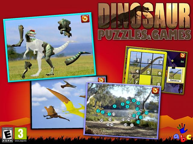 Kids dinosaur puzzles and number games - [New] [iPhone] [iPad] [Mac] [FREE]-0.jpg