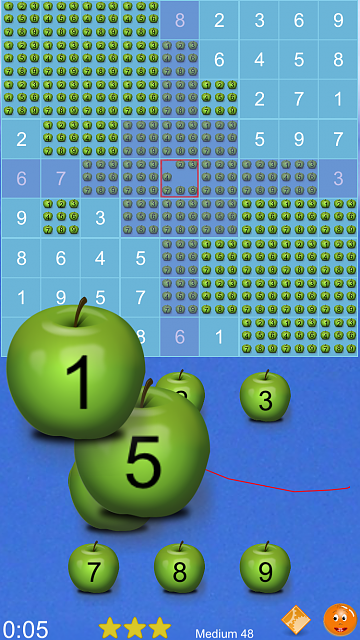 Pop Sudoku-iphone6-4p7inch-river.png