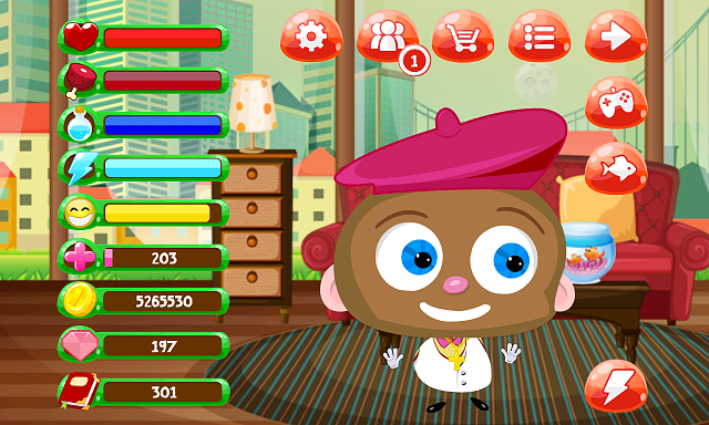 My Piper - Virtual Pet and Construction Game (Free)-screenshot_2015-07-20-06-33-32.png