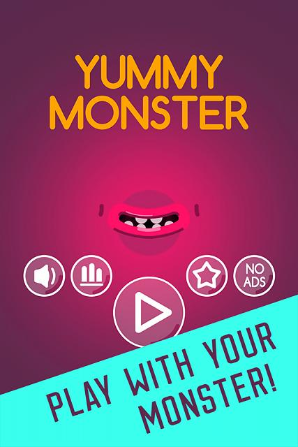 Yummy Monster - new game (by Woodensword Games)-screen1_960x640.jpg