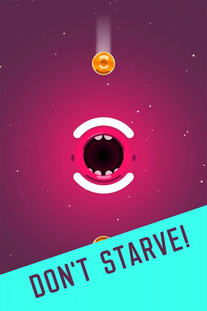 Yummy Monster - new game (by Woodensword Games)-screen2_960x640.jpg