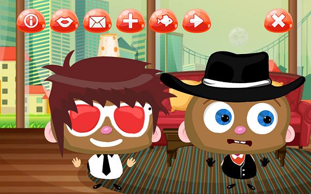 My Piper - Virtual Pet and Construction Game (Free)-mypipervisitfriendsvirtualpet.jpg