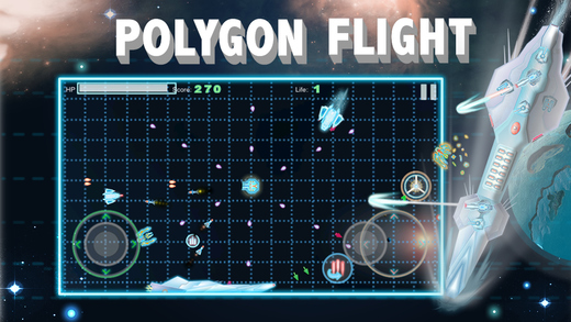 Polygon Flight : Space Combat - game [FREE][Universal]-screen520x924.jpeg