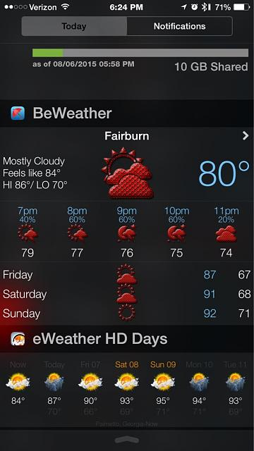 BeWeather 2 for iPhone-imageuploadedbytapatalk1438903745.842353.jpg