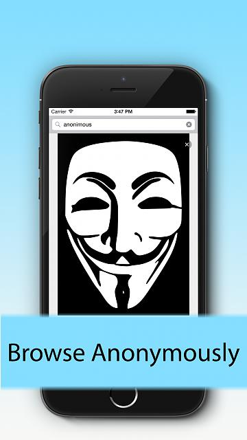 Private Browser for anonymous web browsing-1.jpg