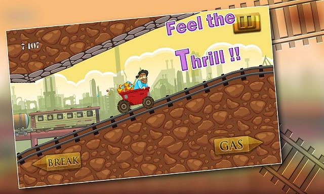 Speedy Gold Miner : Rail Rush-ss3.jpg