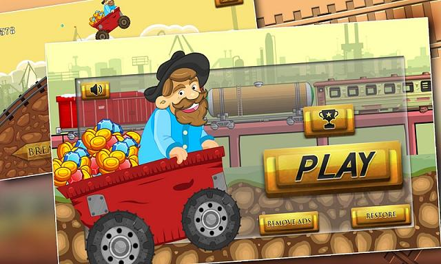 Speedy Gold Miner : Rail Rush-ss5.jpg