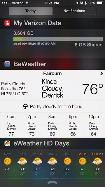 BeWeather 2 for iPhone-imageuploadedbytapatalk1442352117.056074.jpg