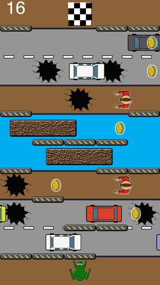 Froodie: Frogger re-imagined with special powers! A must have game!-screen322x572-1-.jpeg
