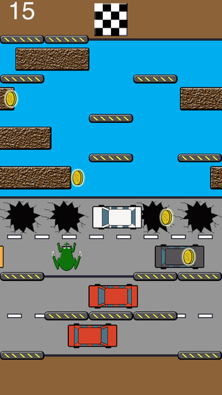 Froodie: Frogger re-imagined with special powers! A must have game!-screen322x572.jpeg