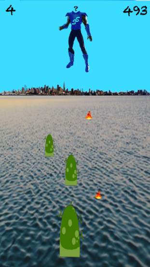 Super Selfie: Ground Attack > [FREE] [IOS][iPhone][iPad]-ss_screenshot_game.png