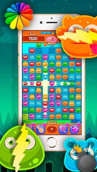 Jelly Saga - Best Match 3 Puzzle Game-screen322x572.jpeg