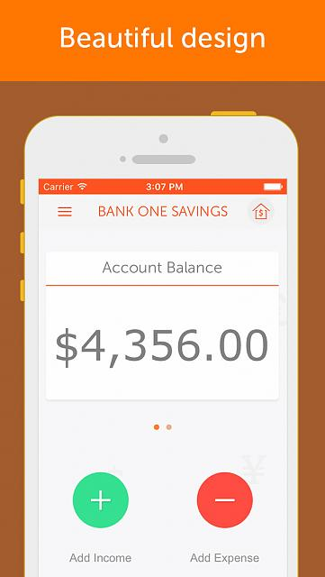 Easy Spending - Expense Tracker - 'Giveaway'-iphone4.0in_1.jpg