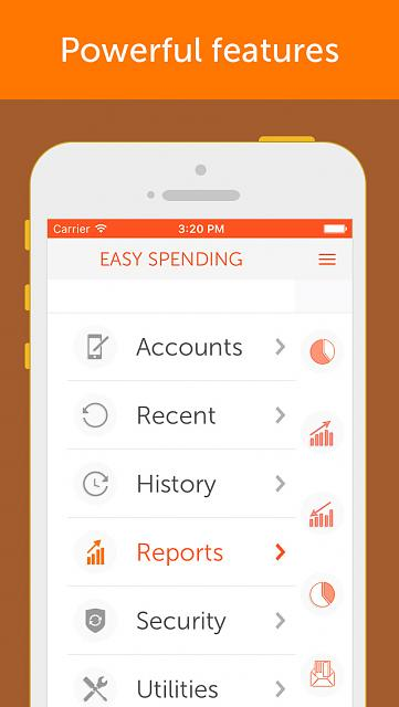 Easy Spending - Expense Tracker - 'Giveaway'-iphone4.0in_2.jpg