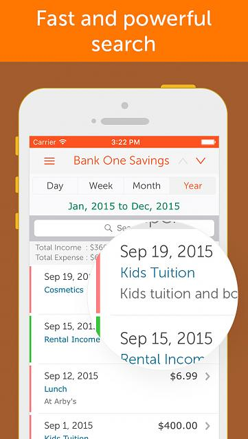 Easy Spending - Expense Tracker - 'Giveaway'-iphone4.0in_3.jpg