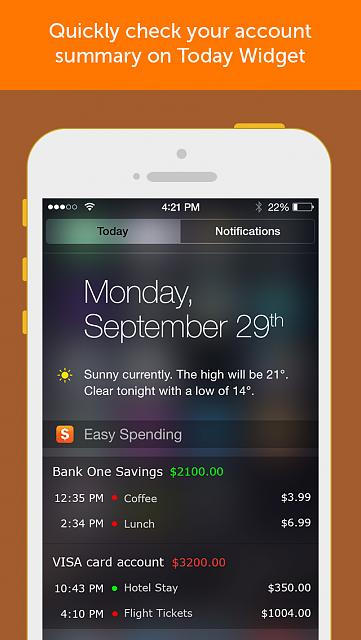 Easy Spending - Expense Tracker - 'Giveaway'-iphone4.0in_5.jpg