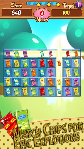 Chips Factory - Crunchy Crush Saga Challenge: Free match-3 game mania play with friends amazi-screen322x572-1-.jpeg