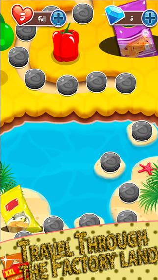 Chips Factory - Crunchy Crush Saga Challenge: Free match-3 game mania play with friends amazi-screen322x572-2-.jpeg