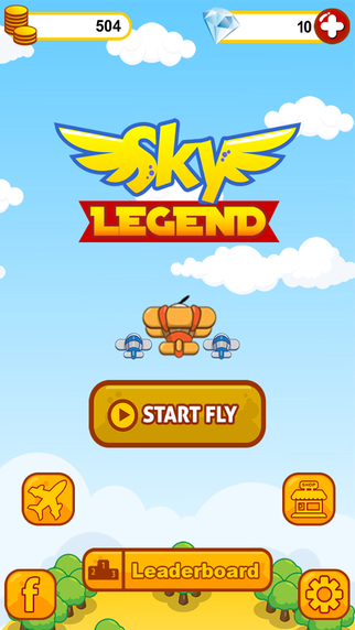 Sky Legend - best plane shooting game for your iphone/ipad-screen322x572.jpeg