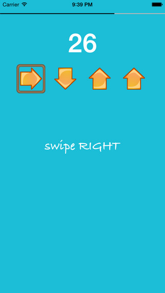 Crazy Swipe - Free IOS Game-screen322x572.jpeg