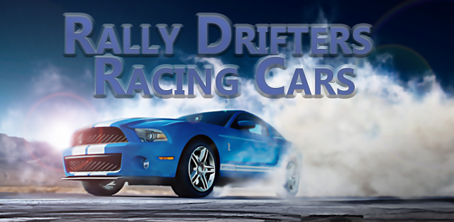 Rally Drifters Racing Cars 3D: Ultimate Fast Car Gang Challenge-featured2.png