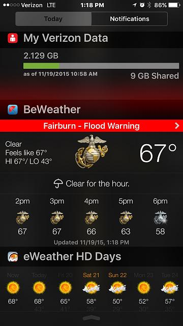 BeWeather 2 for iPhone-imageuploadedbytapatalk1447957109.643645.jpg