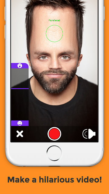BendyBooth - Bend your face+voice to make hilarious videos-4.7-inch-iphone-6-screenshot-3.png