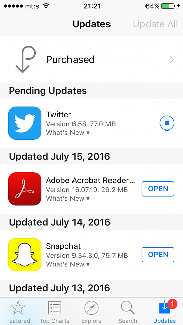 Can't update/install Twitter app on iPhone SE!-cwrpg2n.png