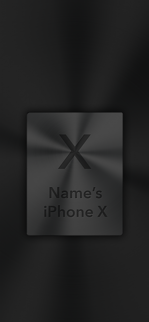 iPhone X Apple Nametag Wallpaper-9.png