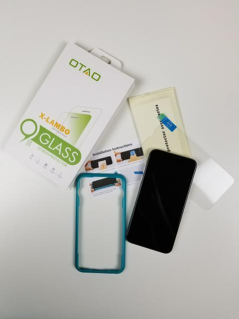 OTAO Screen Protector for the iPhone X-20180128_214311.jpg