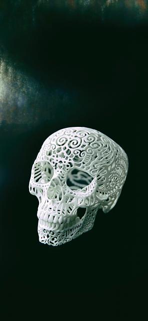 The iPhone XS Max/Pro Max Wallpaper Thread-carved-skull2.jpg