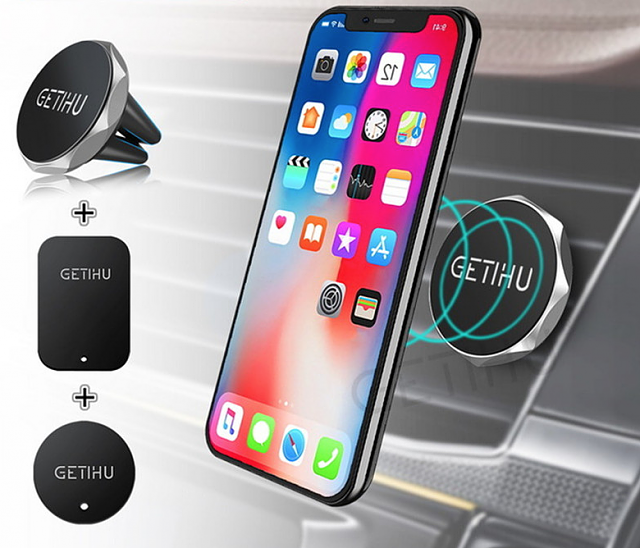 Will regular car mounts work with the iPhone XS Max?-universal-magnetic-car-mount.png