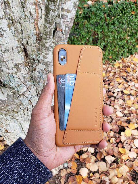 [Review] Mujjo Full Leather Wallet case for iPhone Xs Max-20181010_143315.jpg