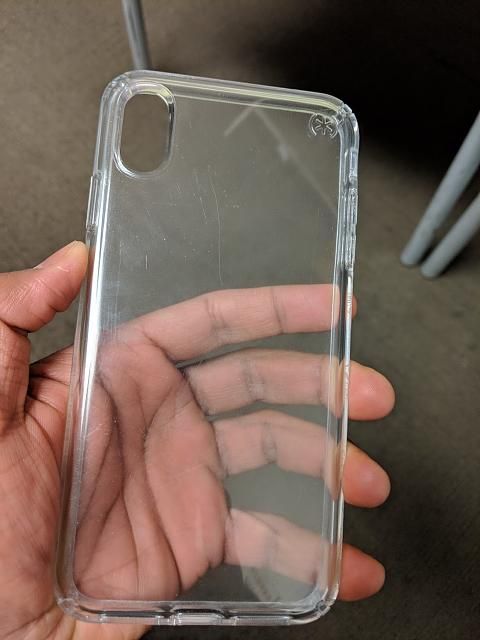 [Review] Speck Presidio Stay Clear Case for iPhone XS Max-mvimg_20181107_103552.jpg