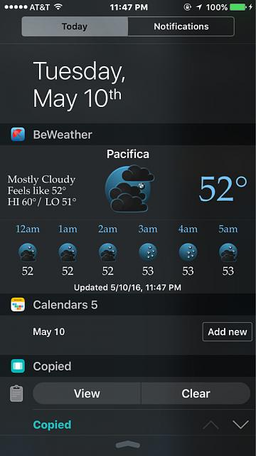 Show Us Your BeWeather Icons For Your iPhone/iPad !-imageuploadedbyimore-forums1462949371.663990.jpg