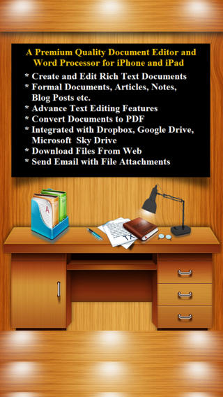 Document Editor - Word Processor and Reader for Microsoft Office-screen568x568.jpeg