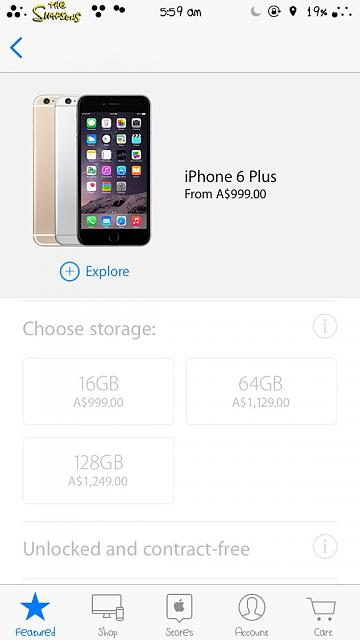 iPhone 6 and iPhone 6plus pricing in Australia.-imageuploadedbytapatalk1410292858.757600.jpg