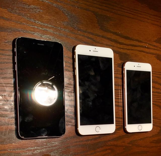 [PHOTOS]: iPhone 6S/6S Plus Space Grey, Gold, and Rose Gold in different lighting. The-imageuploadedbyimore-forums1444618339.063714.jpg