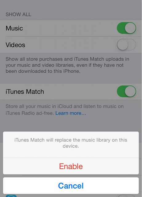 Can I prevent iTunes Match from replacing the music library on my device?-imageuploadedbyimore-forums1412611357.402951.jpg