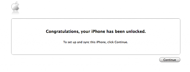 Free AT&T iPhone Carrier Unlock + Lock Status Check Everyday On iMore Forum-unlock.png
